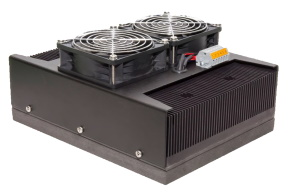 Cascade thermoelectric assemblies