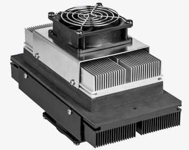 New cascade thermoelectric assemblies