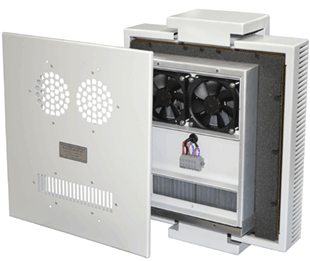 Outdoor thermoelectric assemblies of Air-to-Air series