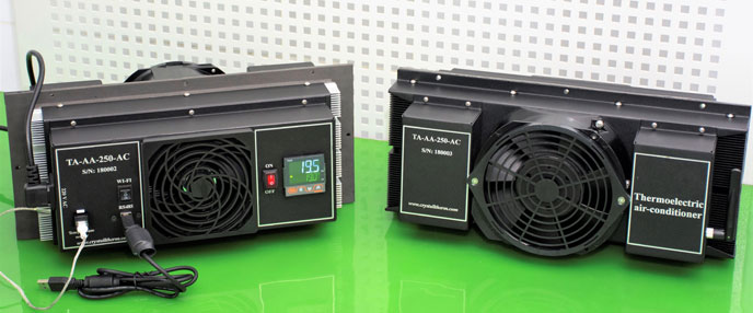 Thermoelectric conditioner – Thermoelectric indoor assembly TА-АА-250-AC